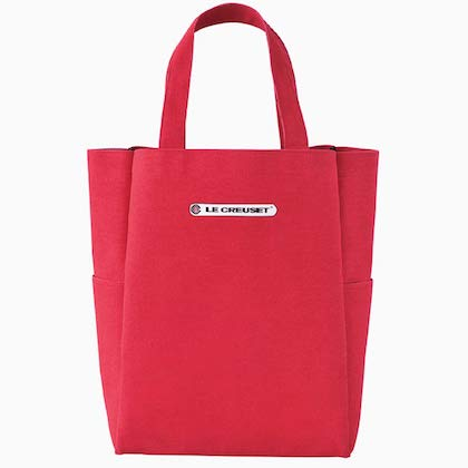 LE CREUSET®  ル・クルーゼ BIG DELI BAG BOOK