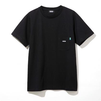 moz  LOGO Tシャツ  ブラック ウーマン