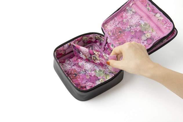 ニコライバーグマン flower box pouch book