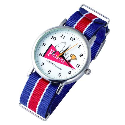 SNOOPY(スヌーピー)のスポーティー腕時計