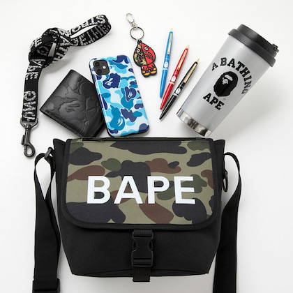 A BATHING APE(R) 2020 AUTUMN/WINTER COLLECTION