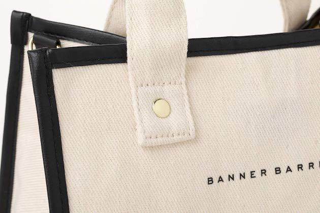 BANNER BARRETT 2WAY SQUARE BAG BOOK
