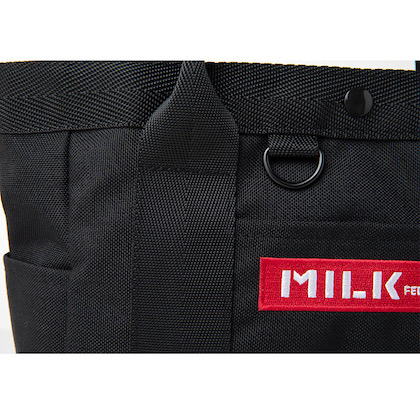 mini特別編集 MILKFED. SPECIAL BOOK 2Way Tote Bag