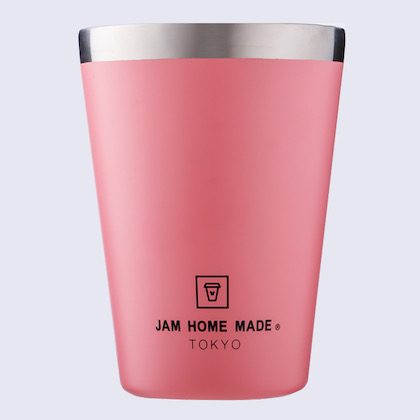 CUP COFFEE TUMBLER BOOK produced by JAM HOME MADE