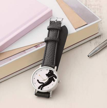 ツモリチサト キラネコの腕時計