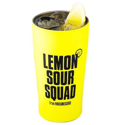 EXILE公式レモンサワースクワットタンブラー