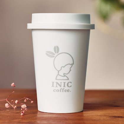 INIC coffee 加湿器 BOOK
