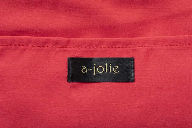 a-jolie QUILTING TOTE BAG BOOK BLACK ver.