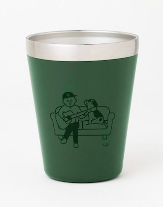 CUP COFFEE TUMBLER BOOK produced by UNITED ARROWS green label relaxing