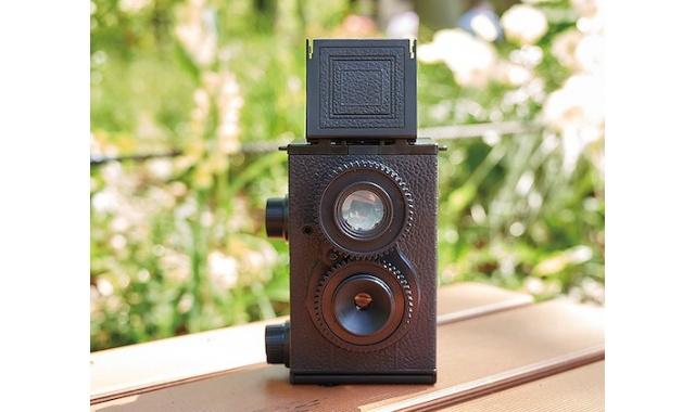 二眼レフカメラ 35mm Film Camera BOOK